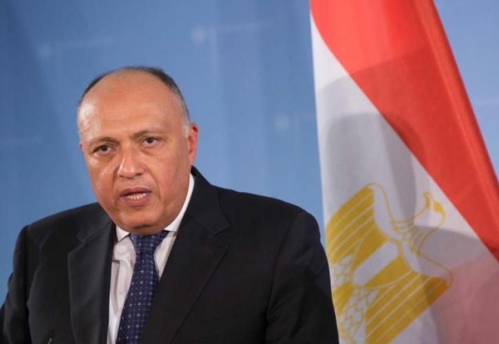 Αιγύπτιος ΥΠΕΞ: Οι συνομιλήσεις με την Τουρκία έχουν σταματήσει προς το παρόν   tanea.gr