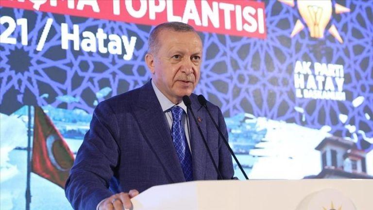 Ερντογάν: Νέα «γκάφα» με το εμβόλιο κατά του κοροναϊού | tanea.gr