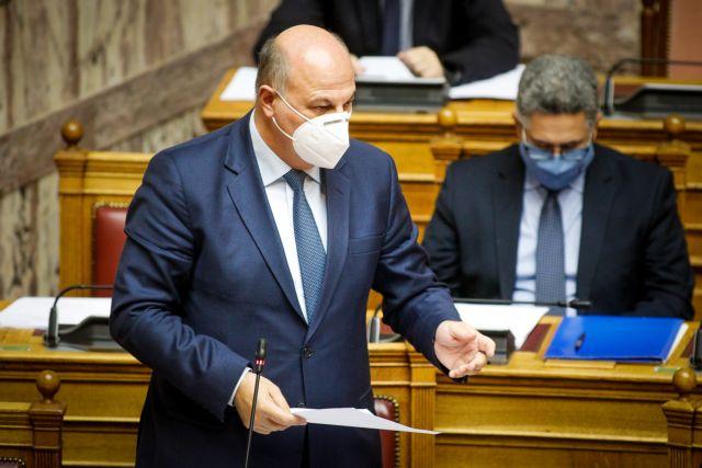 Τσιάρας: Θα επανεξεταστεί ο Ποινικός Κώδικας και αυστηροποιηθούν οι ποινές   tanea.gr