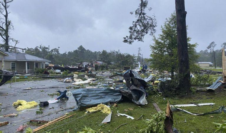ΗΠΑ: Η τροπική καταιγίδα Ντάνι έφθασε στη Νότια Καρολίνα   tanea.gr