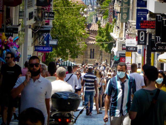 Οι περιοχές με τη μεγαλύτερη διασπορά στην Αττική | tanea.gr