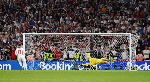 LIVE ο τελικός του EURO: Πρωταθλήτρια Ευρώπης η Ιταλία (1-1 κανονική διάρκεια)   tanea.gr