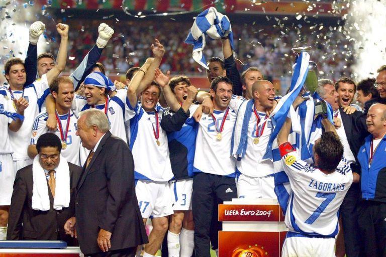 Σαν σήμερα η Ελλάδα κατακτά το Euro 2004 | tanea.gr