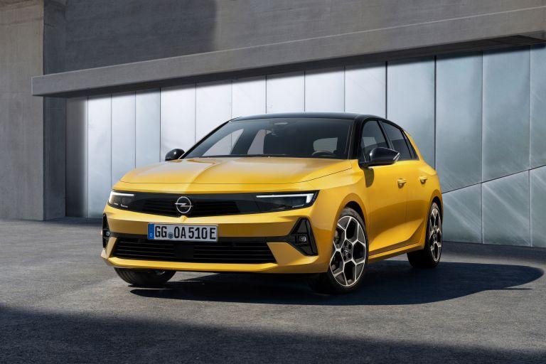 Aποκαλύφθηκε το νέο Opel Astra που για πρώτη φορά διατίθεται με ηλεκτροκίνηση | tanea.gr