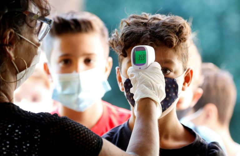 Πηγή νέων μεταλλάξεων οι συνεχείς μολύνσεις των παιδιών | tanea.gr