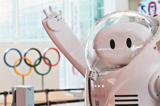 Η «επίθεση» των ρομπότ   tanea.gr