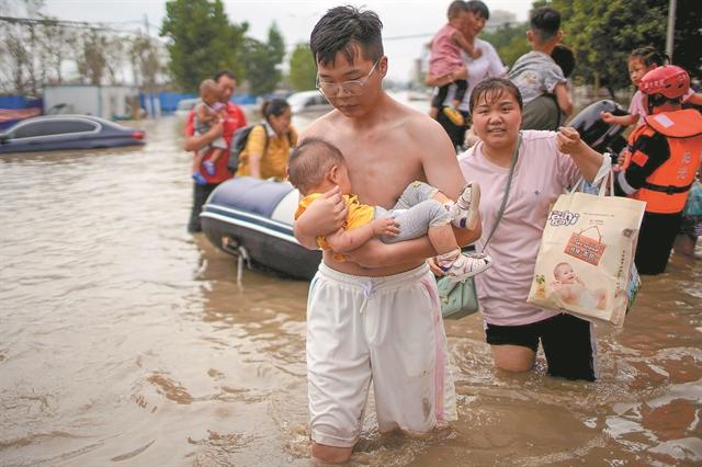 Στο έλεος των κατακλυσμών λόγω κλιματικής αλλαγής | tanea.gr