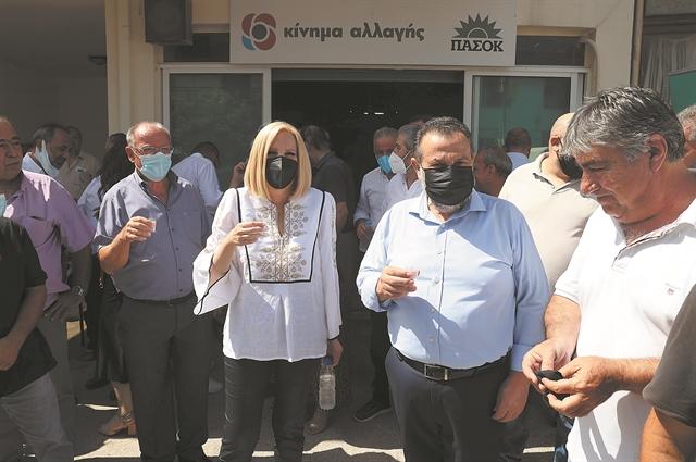 Οι κάλπες και η διαρκής επιστροφή του ΠΑΣΟΚ | tanea.gr