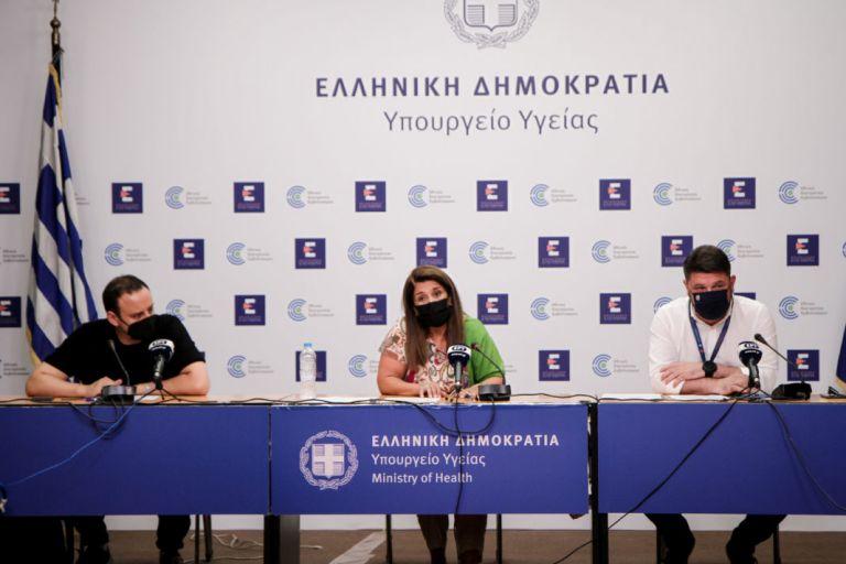 Live η ενημέρωση για τον κοροναϊό, τις μεταλλάξεις και τα νέα μέτρα   tanea.gr