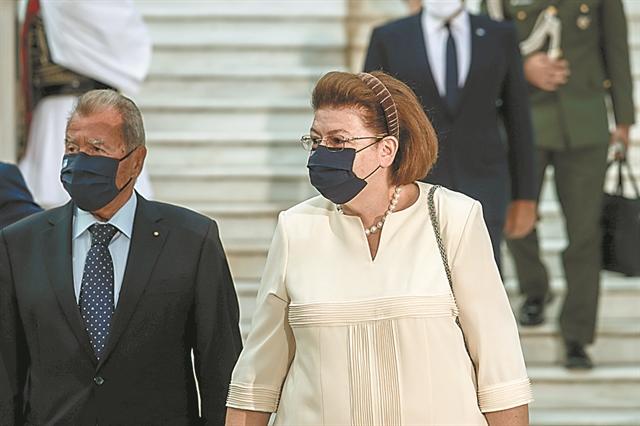 Στο Προεδρικό Μέγαρο για την 47η επέτειο αποκατάστασης της δημοκρατίας | tanea.gr