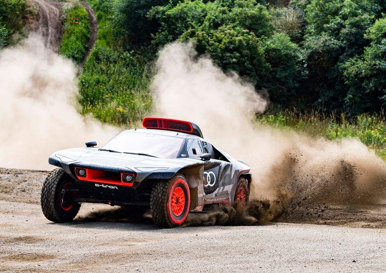 Με ηλεκτρικό αυτοκίνητο στο επόμενο ράλι Ντακάρ η Audi | tanea.gr