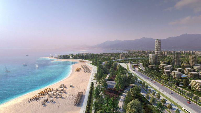 Marina Galleria: Δείτε live την παρουσίαση της Lamda Development   tanea.gr