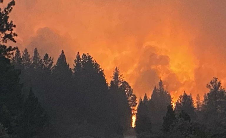 ΗΠΑ: Τουλάχιστον 2.000 σπίτια απειλούνται από τεράστια πυρκαγιά στο Όρεγκον   tanea.gr