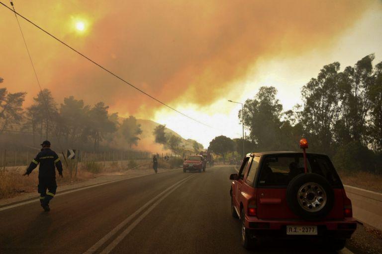 Κόλαση φωτιάς στην Αχαΐα – Κάηκαν σπίτια, εκκενώθηκαν οικισμοί | tanea.gr