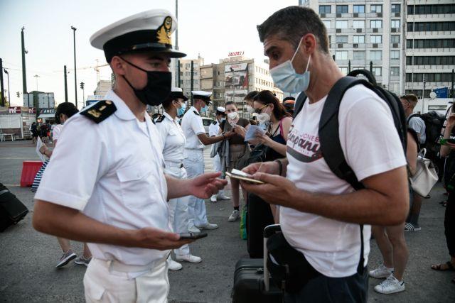 Πλακιωτάκης: 2.500 άτομα έμειναν εκτός πλοίων το τριήμερο   tanea.gr