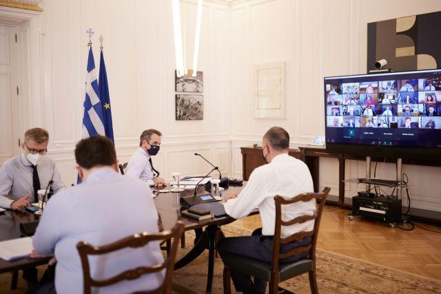 Σύσκεψη στο Μαξίμου για μεταλλάξεις και αύξηση κρουσμάτων   tanea.gr