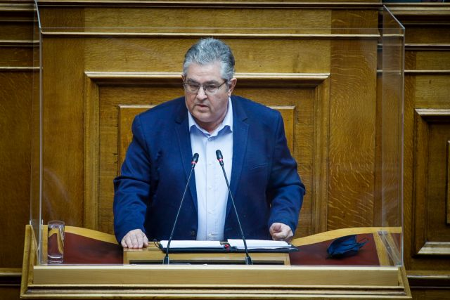 Κουτσούμπας: Με το ν/σ Κεραμέως θα κάνουν κατάληψη στο σχολείο οι ιδιώτες – χορηγοί | tanea.gr