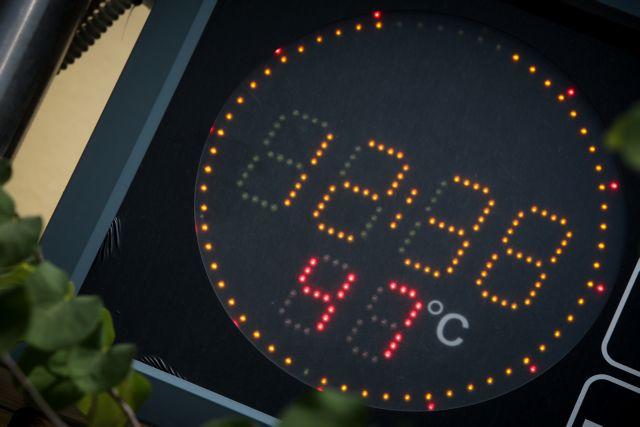 Καμίνι η Αθήνα – Το θερμόμετρο έδειξε 47 βαθμούς στο κέντρο | tanea.gr
