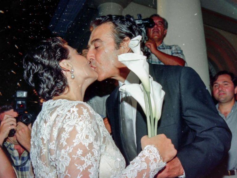 Τόλης Βοσκόπουλος: Η γνωριμία, ο γάμος και ο έρωτας με την Άντζελα Γκερέκου | tanea.gr