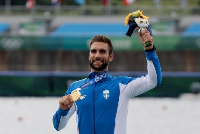 Ολυμπιακοί Αγώνες – Στέφανος Ντούσκος – Οι κόποι, οι στερήσεις και ο θρίαμβος   tanea.gr