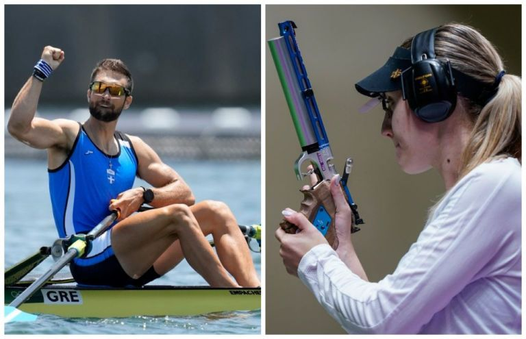 Ολυμπιακοί Αγώνες: Οι ελληνικές συμμετοχές της 8ης ημέρας (30/7) | tanea.gr