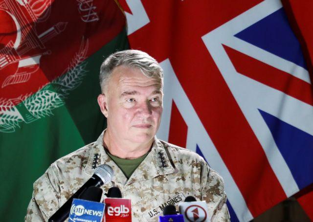ΗΠΑ: Δεν θα σταματήσουν τα αεροπορικά πλήγματα κατά των Ταλιμπάν   tanea.gr