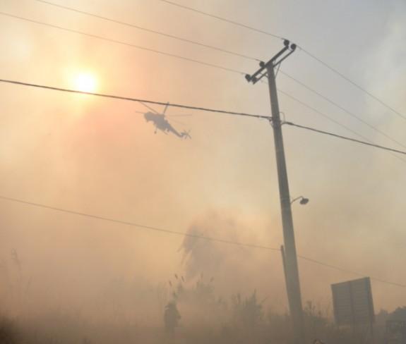 Φωτιά στην Αχαΐα – Συγκλονιστικές εικόνες από το πύρινο μέτωπο   tanea.gr