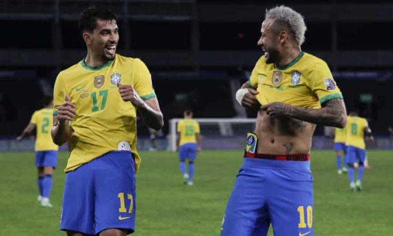 Copa America: Στον τελικό η Βραζιλία και περιμένει τον Μέσι | tanea.gr