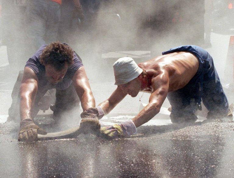 Χαρδαλιάς: Θα παρθούν μέτρα για τους εργαζόμενους λόγω του καύσωνα   tanea.gr
