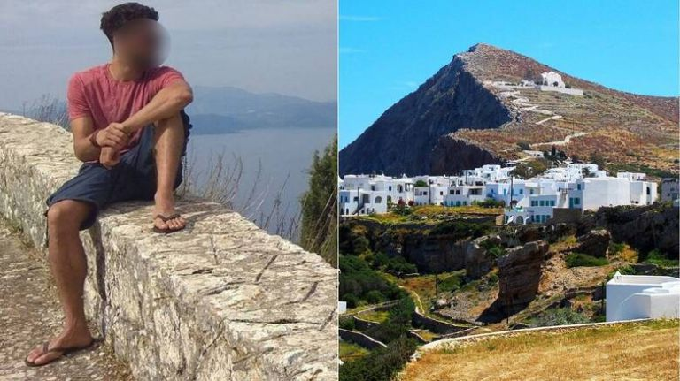 Φολέγανδρος: Την έσπρωξε στα βράχια, την είδε αναίσθητη στη θάλασσα και εξαφανίστηκε – Σοκάρει ο δολοφόνος της Γαρυφαλλιάς   tanea.gr