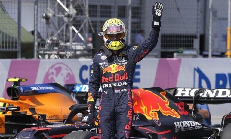 Μαξ Φερστάπεν: Έτοιμος για το μεγάλο βήμα ο Ολλανδός, πήρε την Pole Position   tanea.gr