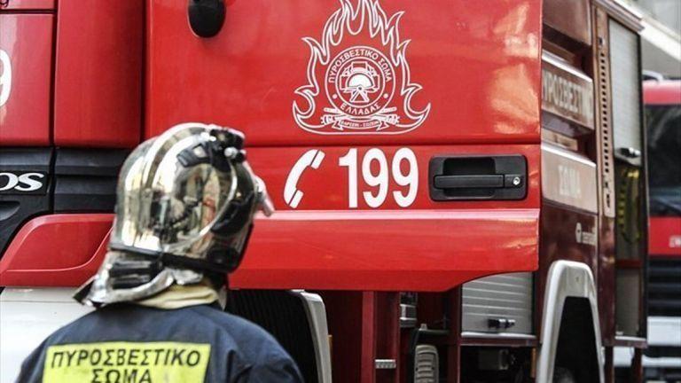 Φωτιά στον Κάλαμο – Καίγεται δασική έκταση   tanea.gr