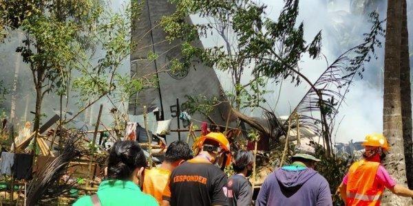 Φιλιππίνες: Στους 29 οι νεκροί από τη συντριβή του στρατιωτικού αεροσκάφους | tanea.gr