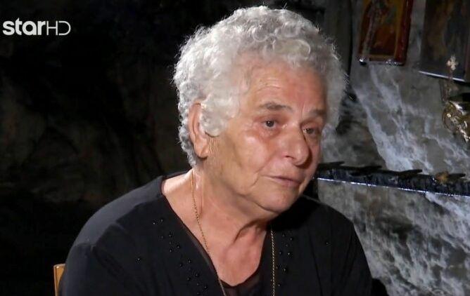 Γιώργος Καραϊβάζ: Ραγίζει καρδιές η μητέρα του | tanea.gr
