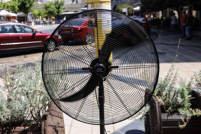 Καύσωνας – Η θερμοκρασία στον ήλιο θα φθάσει τους 50 βαθμούς   tanea.gr
