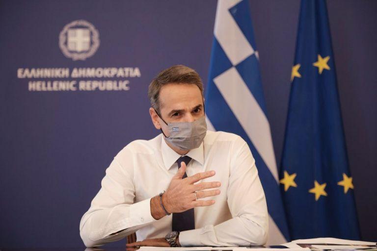 Ο Μητσοτάκης απαντά στους αντιεμβολιαστές με άρθρο του Συντάγματος   tanea.gr