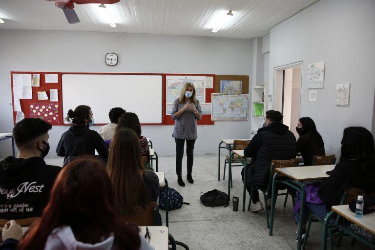 Σχολεία - Εκπαιδευτικοί: Εμβόλιο ή τεστ, αλλιώς... αποβολή   tanea.gr