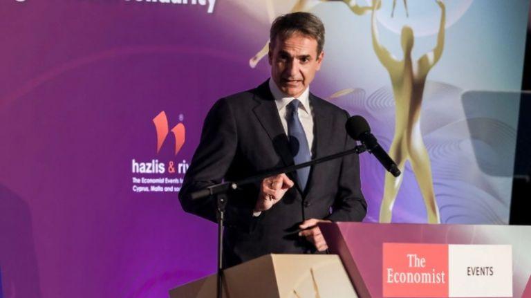 Μητσοτάκης-Συνέδριο Economist: Είμαι εξαιρετικά αισιόδοξος για την ελληνική οικονομία   tanea.gr