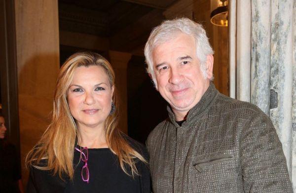 Πέτρος Φιλιππίδης: Η στήριξη της συζύγου του, Ελπίδας Νίνου | tanea.gr