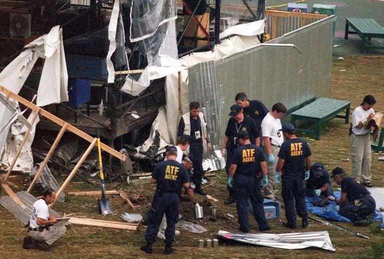 Ατλάντα 1996 – Η βόμβα που σημάδεψε τους Ολυμπιακούς Αγώνες | tanea.gr