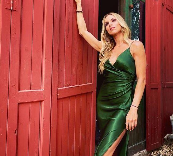 Ντορέττα Παπαδημητρίου: Ποζάρει με το μαγιό της και «ρίχνει» το Instagram | tanea.gr