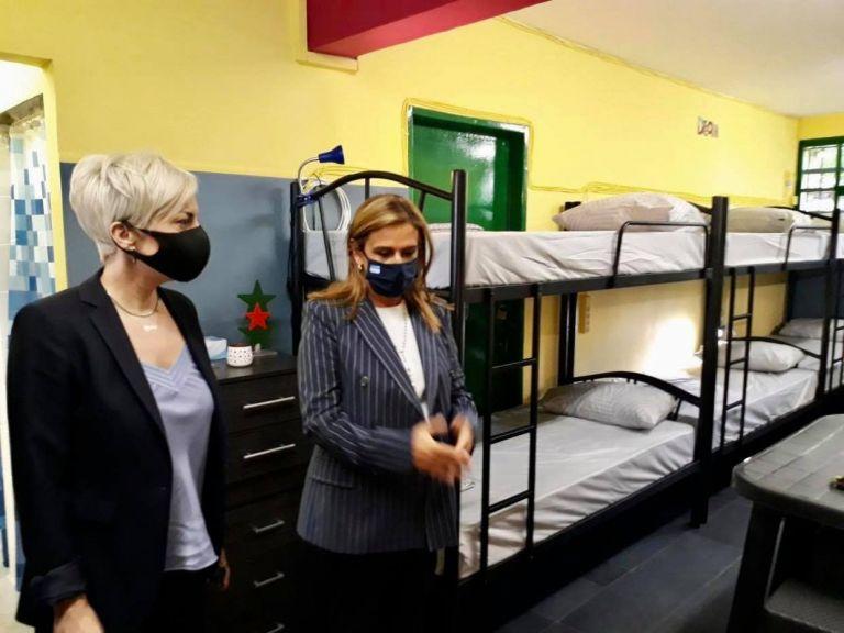 Ξενώνας στον Κορυδαλλό για κρατούμενους που συμμετέχουν στο πρόγραμμα του ΚΕΘΕΑ | tanea.gr