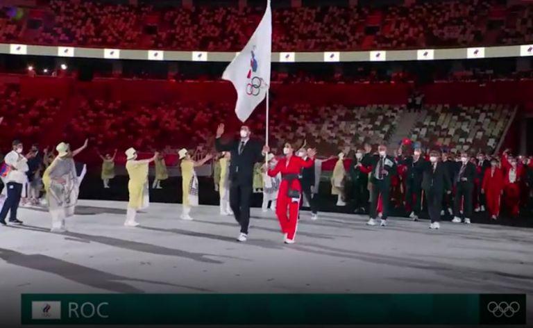 Ολυμπιακοί Αγώνες: Γιατί η Ρωσία έγινε «ROC» και κατέβηκε χωρίς τη σημαία | tanea.gr