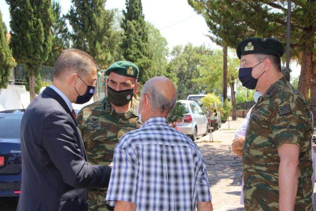 Στεφανής: Επίσκεψη στη Λέσβο – Συμμετείχε σε σύσκεψη για το προσφυγικό | tanea.gr