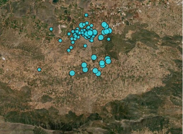 Μεγάλη ανησυχία στο Γεωδυναμικό Ινστιτούτο για τους δεκάδες σεισμούς   tanea.gr