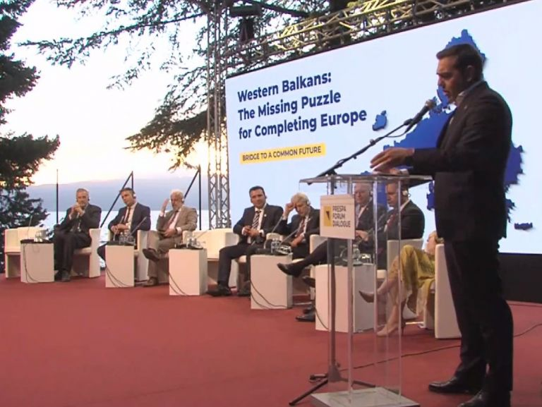 Τσίπρας: Η υλοποίηση της Συμφωνίας των Πρεσπών είναι η απάντηση στους εχθρούς της   tanea.gr