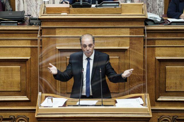 Aρση της ασυλίας του Βελόπουλου αποφάσισε η Βουλή   tanea.gr