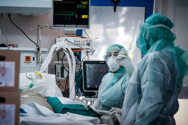 «Πλήγμα» οι ανεμβολίαστοι – Αποτελούν το 92,73% των διασωληνωμένων | tanea.gr