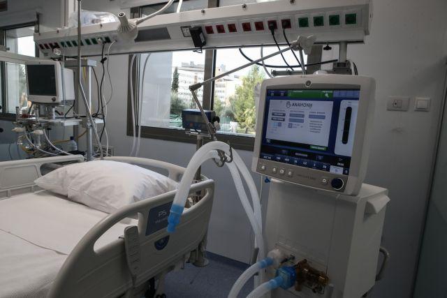 Κοροναϊός – Νέα αύξηση θανάτων και διασωληνωμένων | tanea.gr