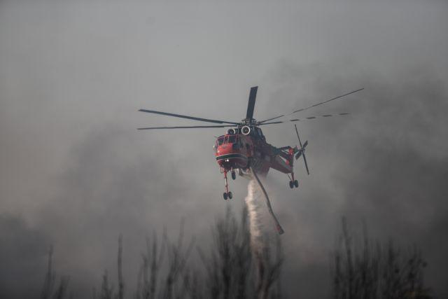 Μεγάλη φωτιά και στη Μεσσηνία – Εκκενώνονται χωριά   tanea.gr